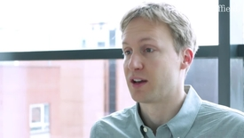 Thumbnail for entry Interview with Joe Twyman from YouGov