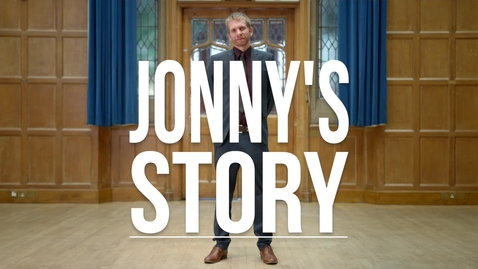 Thumbnail for entry Thinking differently, naturally – Jonny's story