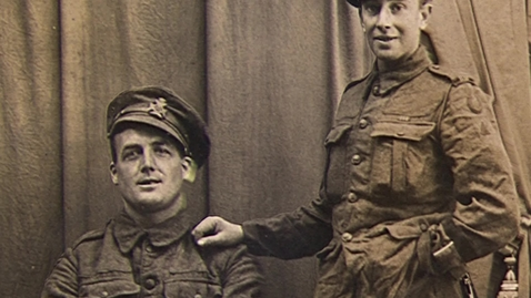 Thumbnail for entry In Memory - Performers and the Great War