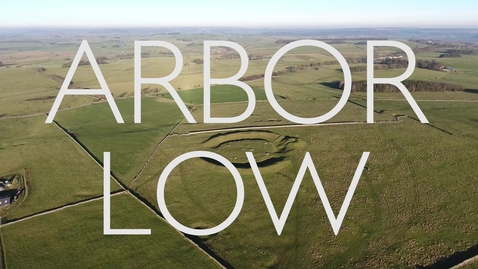 Thumbnail for entry Arbor Low in its broader landscape