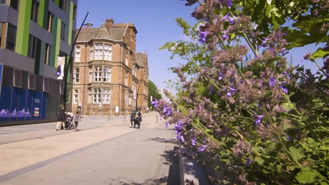 Thumbnail for entry Our Green Campus - Prof Nigel Dunnett