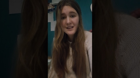 Thumbnail for entry Ambassador video - Megan Ball