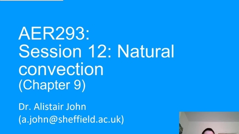 Thumbnail for entry Session 12_Natural_convection_2020