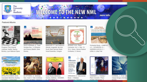 Thumbnail for entry Using Naxos Music Library