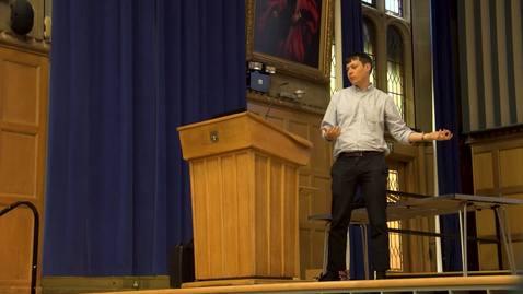 Thumbnail for entry Chemistry Graduates - Ian - Ossila