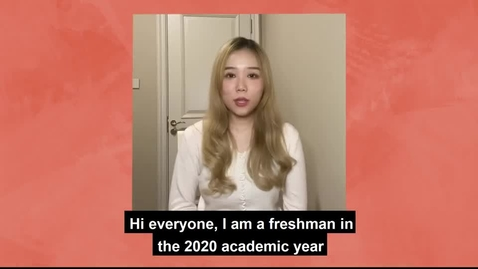 Thumbnail for entry Yanhui - Studying remotely at the University of Sheffield (Mandarin)