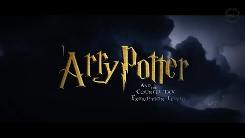 Thumbnail for entry Council Tax is for Muggles, Not Students