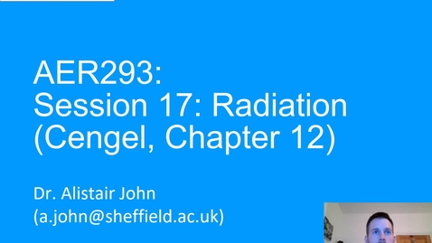 Thumbnail for entry Session 17_Radiation_2020