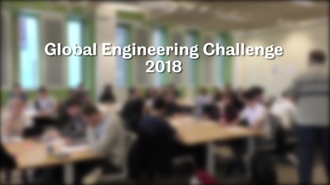 Thumbnail for entry GEC 26th Jan 2018