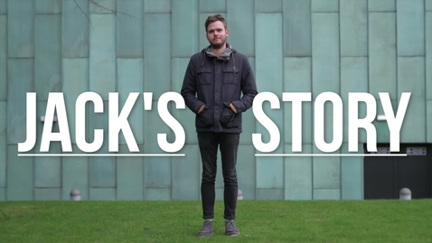 Thumbnail for entry Thinking differently, naturally – Jack's story