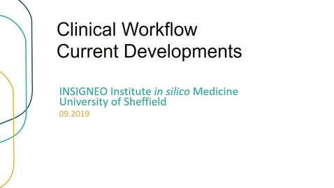 Thumbnail for entry M2L-04 Clinical workflow development_v3_video