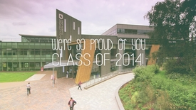 Thumbnail for entry Congratulations to the Class of 2014