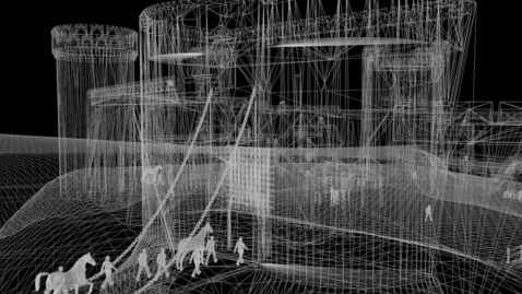 Hidden history: Rebuilding Sheffield Castle