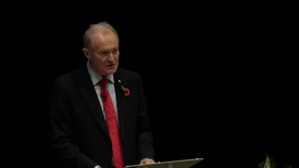 Thumbnail for entry The 2018 Basil Hicks Lecture - Britain's Security: Maritime Strategy - What next? Sir Charles Montgomery, KBE, Former Director General of Border Force, and Honorary Graduate of the University of Sheffield