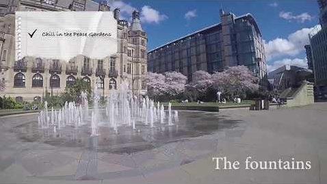 Thumbnail for entry 5 ways to relax in Sheffield
