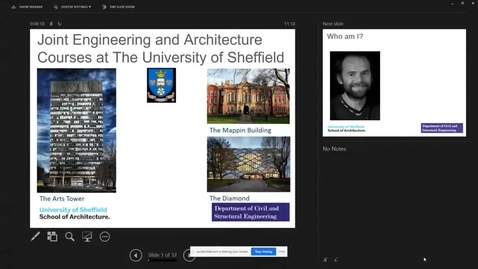 Thumbnail for entry Joint Engineering and Architecture degrees