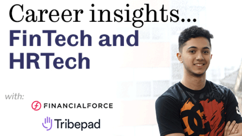 Thumbnail for entry Career Insights: Fintech and HRTech