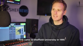 Thumbnail for entry Dan Walker - My Time in Sheffield