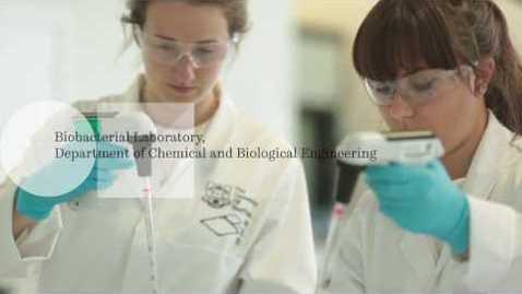 Thumbnail for entry Biobacterial Laboratory tour at the University of Sheffield