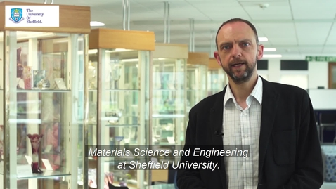 Thumbnail for entry Materials Science & Engineering - Life in the Department (SUBTITLES)