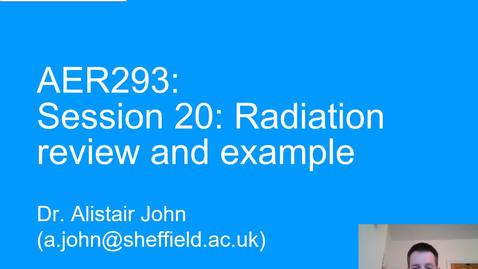 Thumbnail for entry Session 20_Radiation review
