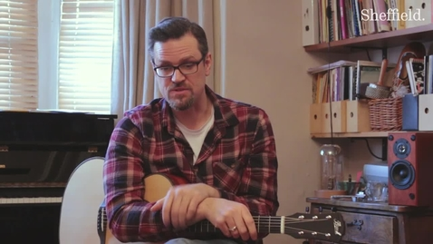 Thumbnail for entry Neil McSweeney: Songwriter in Session
