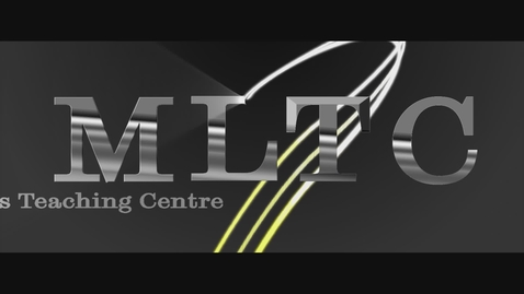 Thumbnail for entry MLTC French Advanced Student Testimonial