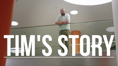 Thumbnail for entry Thinking differently, naturally – Tim's story