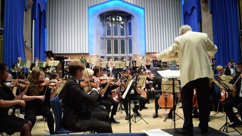 Thumbnail for entry Ensembles at the University of Sheffield
