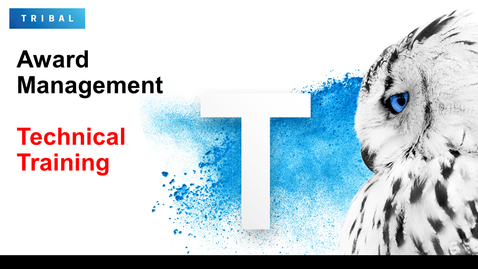 Thumbnail for entry ASM Awards Technical Training (8 Nov 18)