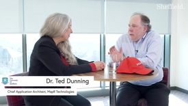 Thumbnail for entry Ted Dunning and Ellen Friedman in conversation part 2