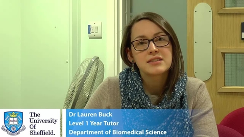Thumbnail for entry Biomedical Science Tour