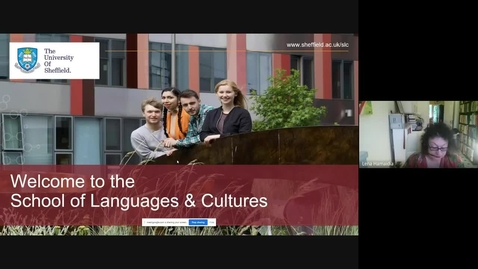 Thumbnail for entry TRICS MA Programmes 2020