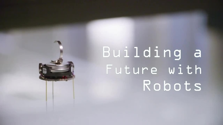 Building a Future with Robots (trailer)