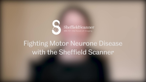 Thumbnail for entry Fighting Motor Neurone Disease with the Sheffield Scanner