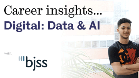 Thumbnail for entry Career insights: Digital - Data & AI