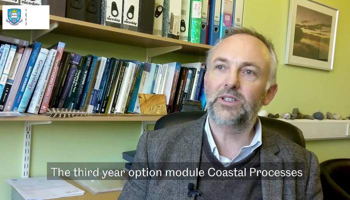 Coastal Processes Field Class