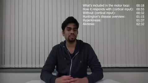 Thumbnail for entry Huntington's Disease