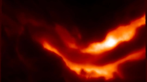 Thumbnail for entry Scientists observe largest solar flare in 12 years