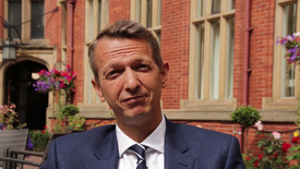 Thumbnail for entry Andy Haldane - Chief Economist at the Bank of England