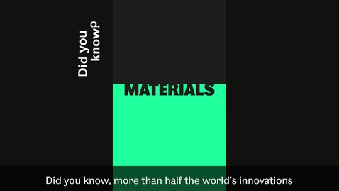 Thumbnail for entry Materials Science and Engineering Animation
