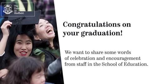 Thumbnail for entry SoE Graduation 2021