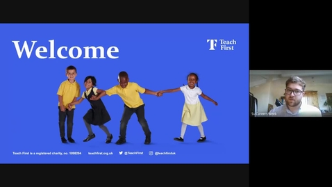 Thumbnail for entry Introducing TeachFirst - 2021