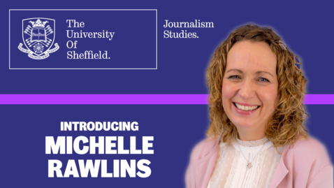 Thumbnail for entry Introducing... Michelle Rawlins