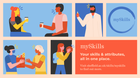 Thumbnail for entry mySkills - your record of skills & personal development
