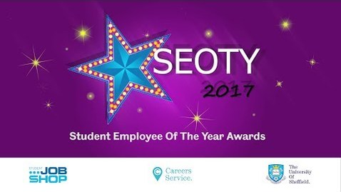 Thumbnail for entry Student Employee Of The Year Awards: Winners 2017