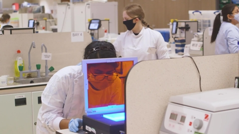 Thumbnail for entry Making our teaching labs safe | Biosciences