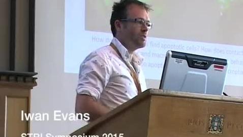Thumbnail for entry Iwan Evans - STRI symposium 2015