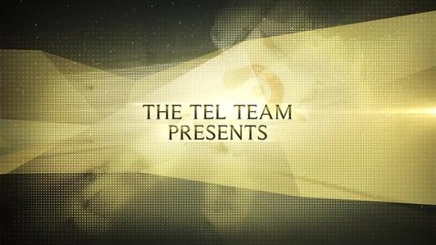 Thumbnail for entry TELFest 2017 Top Tweeter Winner