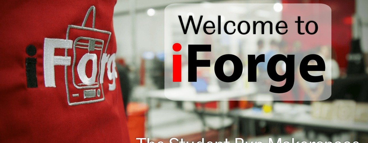 Welcome to the iForge